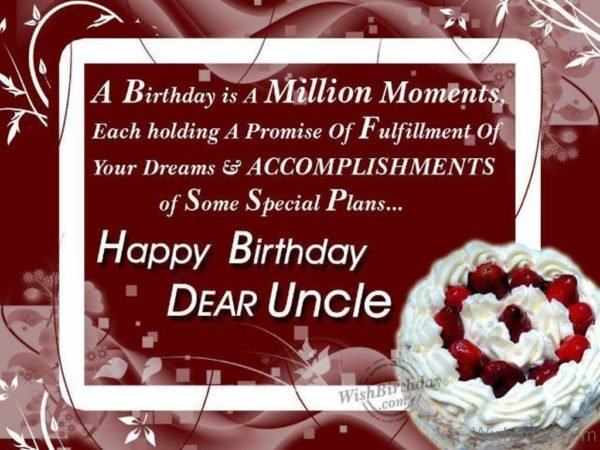 A Birthday Is A Million Moments 3