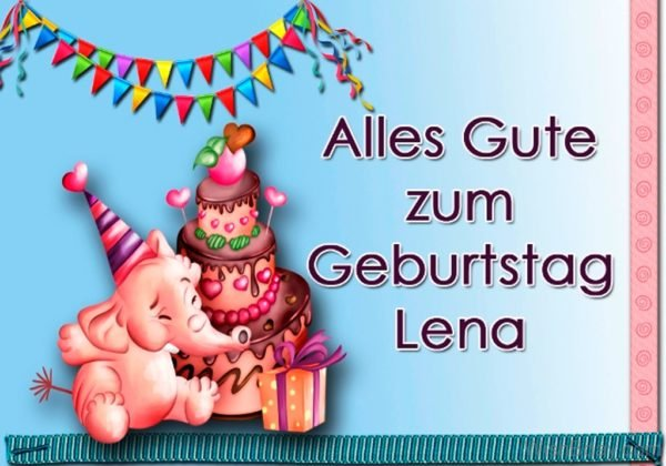 AAlles Gute zum Geburtstag Birthday Wishes In German