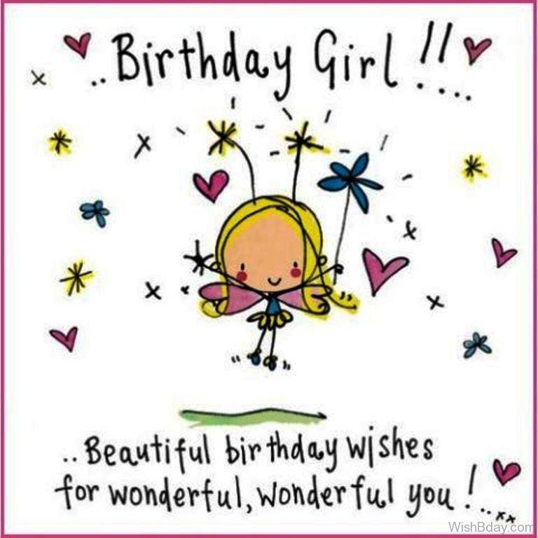 27 Happy Birthday Girl
