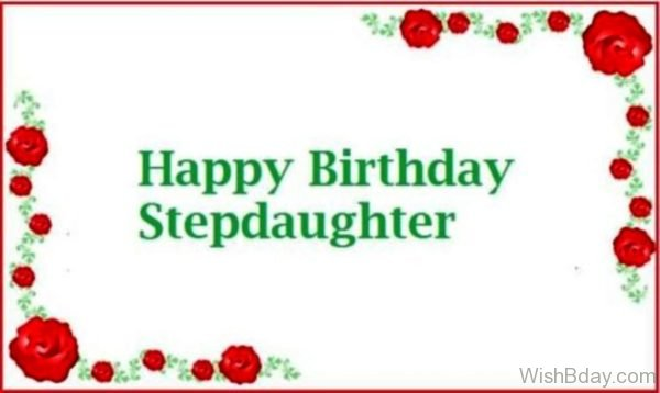 Best Birthdau Wishes For Stepdaughter