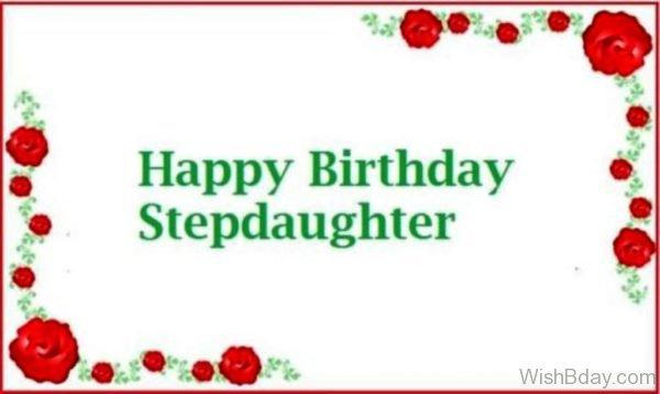 Best Birthdau Wishes For Stepdaughter