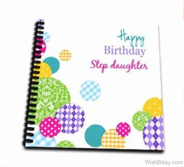 Best Birthday Wishes For Step Daughter