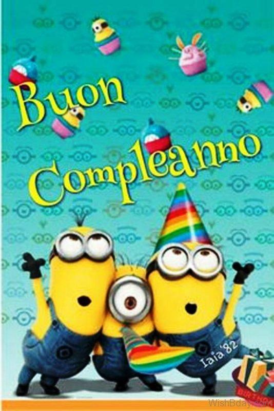 Best Birthday Wishes In Italian