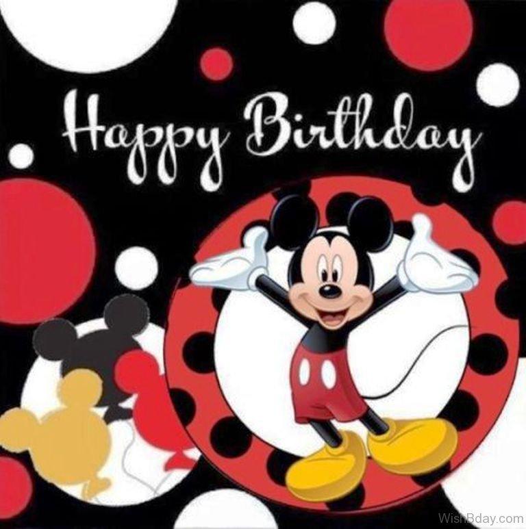 25 Disney Birthday Wishes