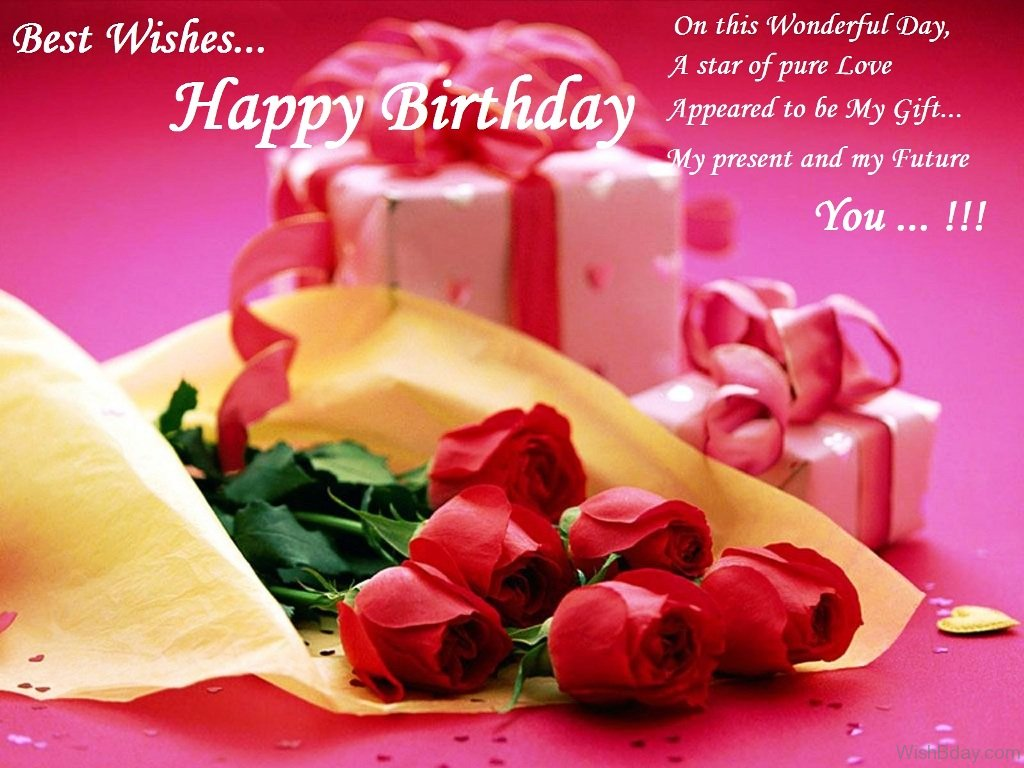 84 birthday wishes with flowers best wishes happy birthday izmirmasajfo Choice Image