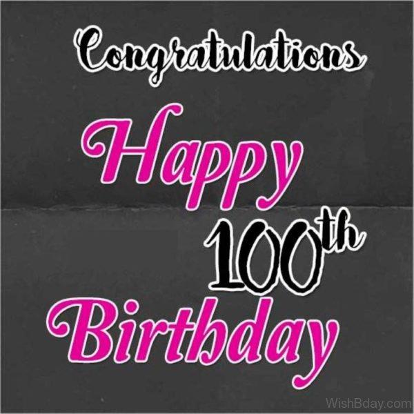 Congratulation Happy Birthday 3