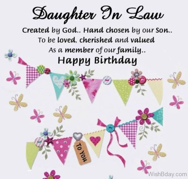 Daughter In Law Created By God 1