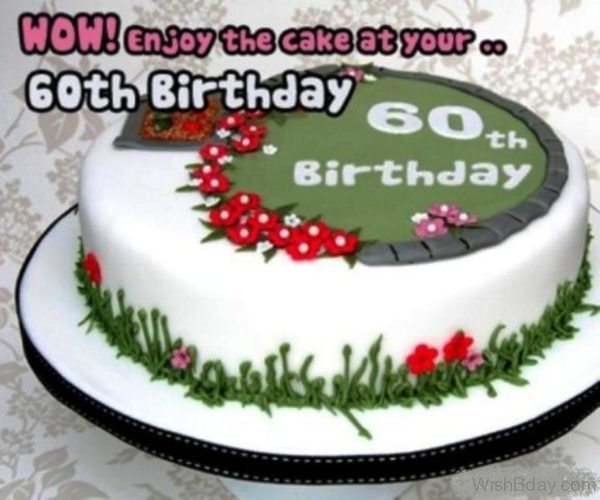 Enjoy Your Birthday Cake