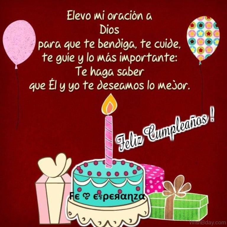 10 Birthday Wishes In Spanish