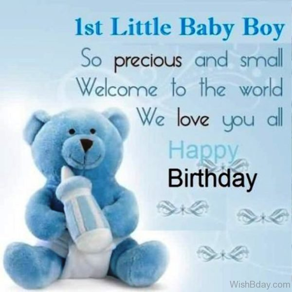 First Little Baby Boy Soo Precious