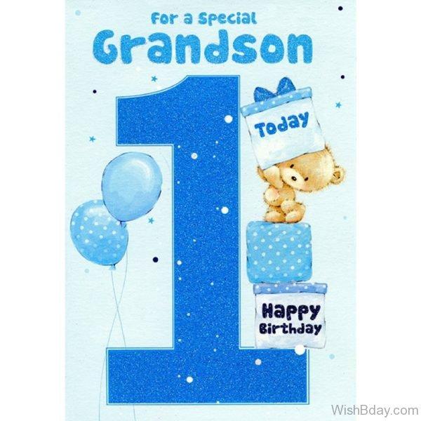 For A Special Grandson
