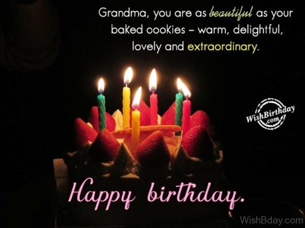 Grandma You Are Extraordinary
