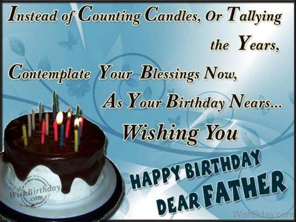 Happy Birhday My Dear Dad