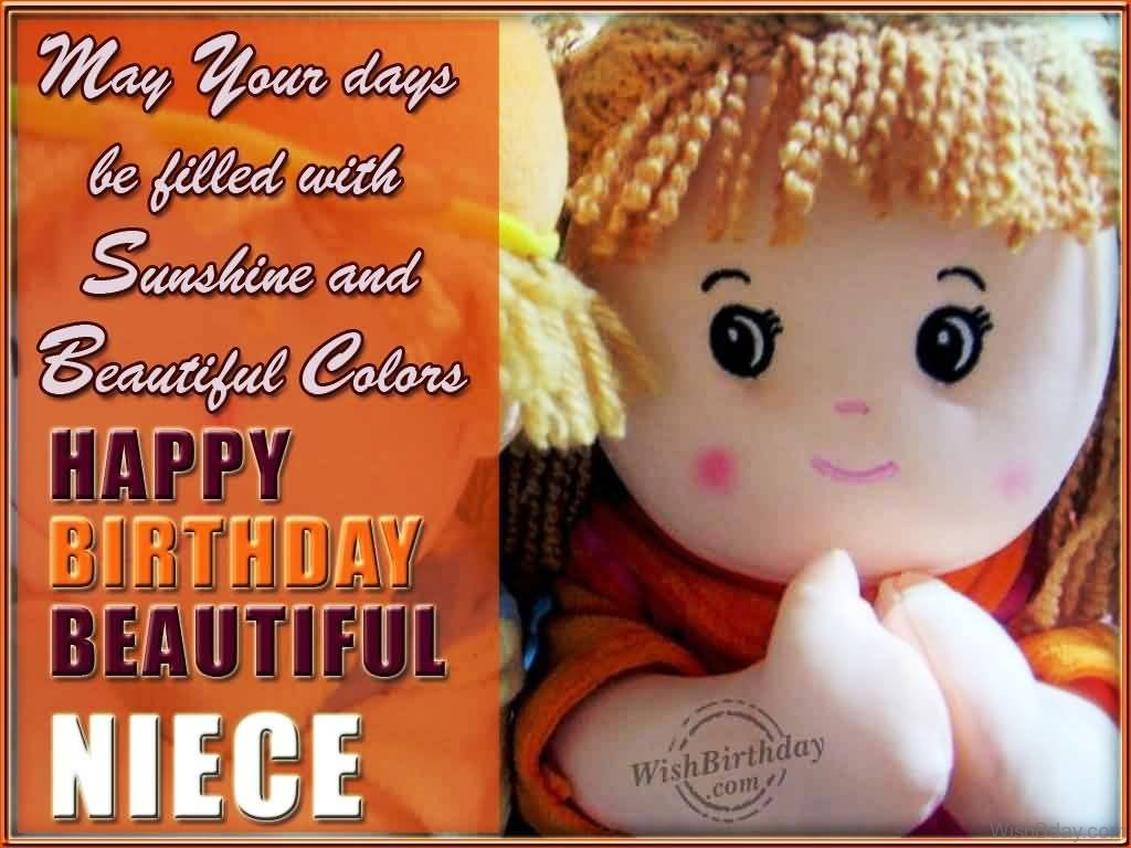 Happy bday niece quotesp 63rd birthday quotes cute happy 46 birthday wishes for niece kristyandbryce Gallery