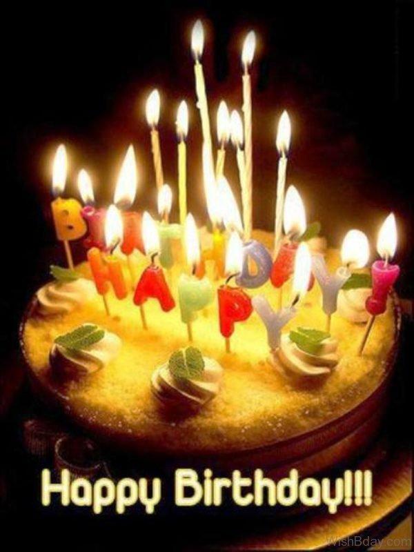 Happy Birthday Cake 1