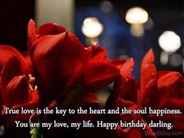 Happy Birthday Darling 5