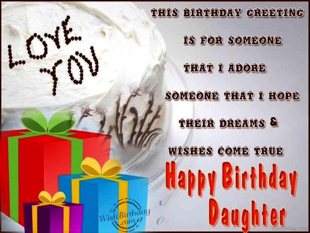 70 Step Daughter Birthday Wishes