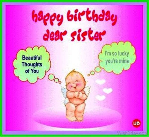 Happy Birthday Dear Sister 1