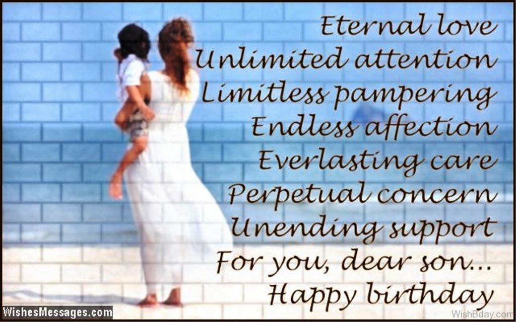 43 birthday wishes for son happy birthday dear son m4hsunfo