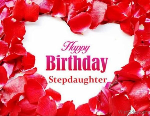Happy Birthday Dear Stepdaughter