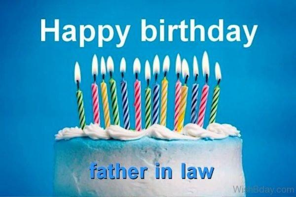 Happy Birthday DearFather In Law