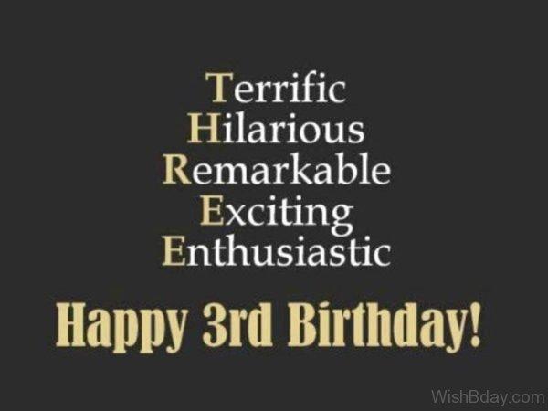 Happy Birthday Enjoy Your Day