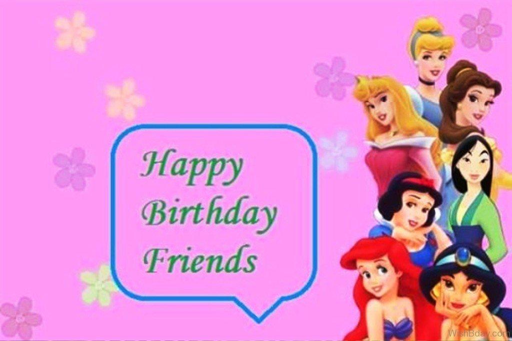 Disney Birthday Wishes For Friend ~ Disney birthday wishes