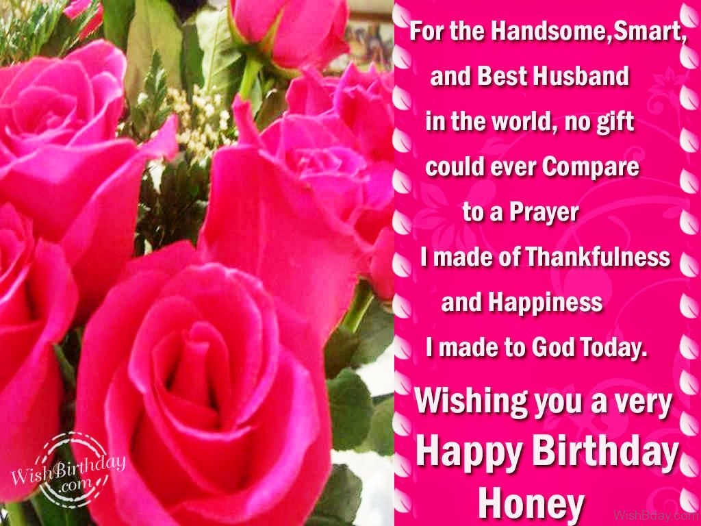 53 birthday wishes for husband happy birthday honey m4hsunfo