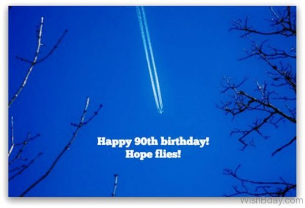 Happy Birthday Hope Flies
