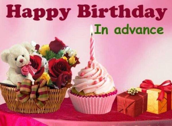 Happy Birthday In Advance 1