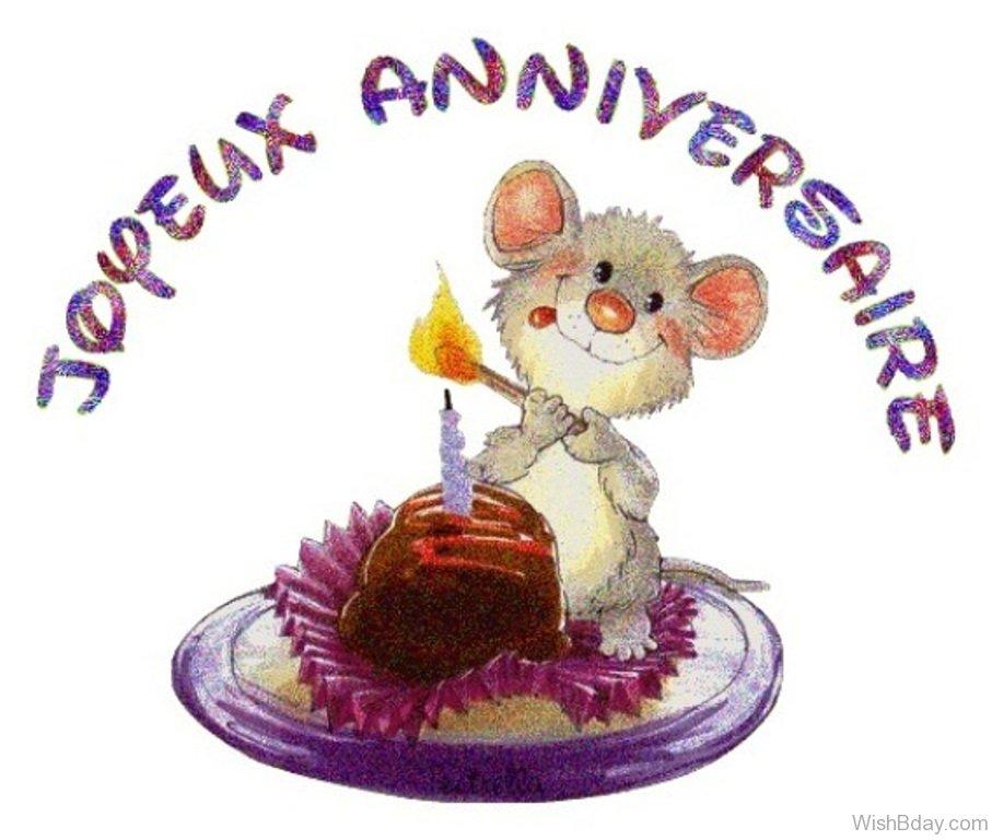 French Birthday Cake Images