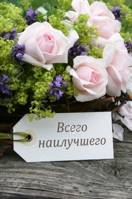 Happy Birthday In Russian Language