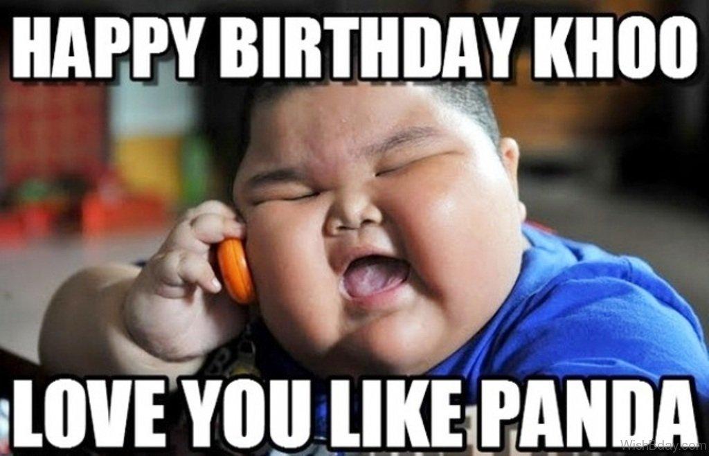 Fun Funny Meme: 42 Humorous Birthday Wishes