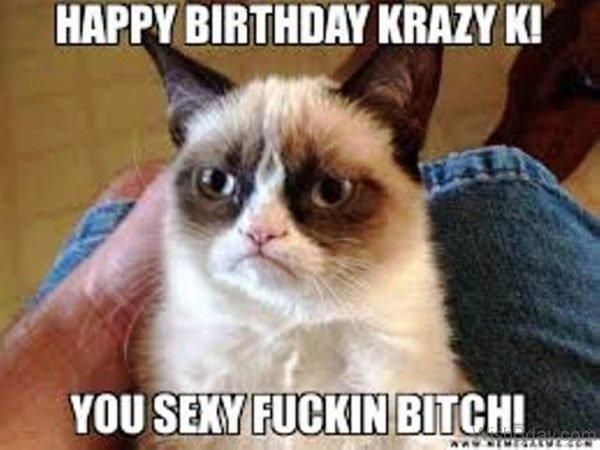 Happy Birthday KrazyK