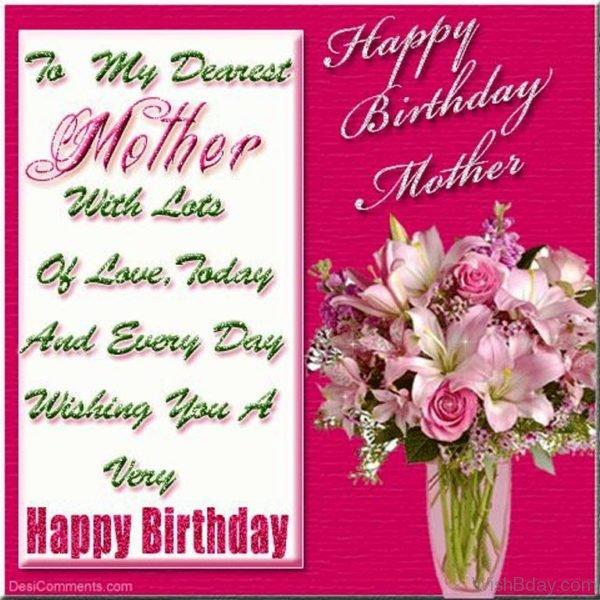 Happy Birthday Mother 2