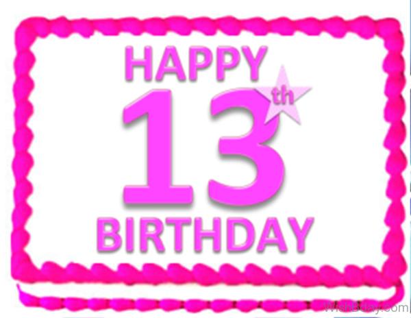 Happy Birthday My Dear 1