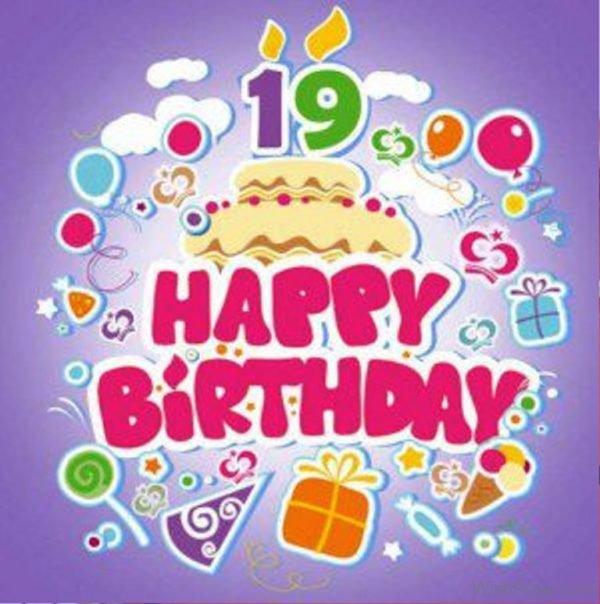 Happy Birthday My Dear 16