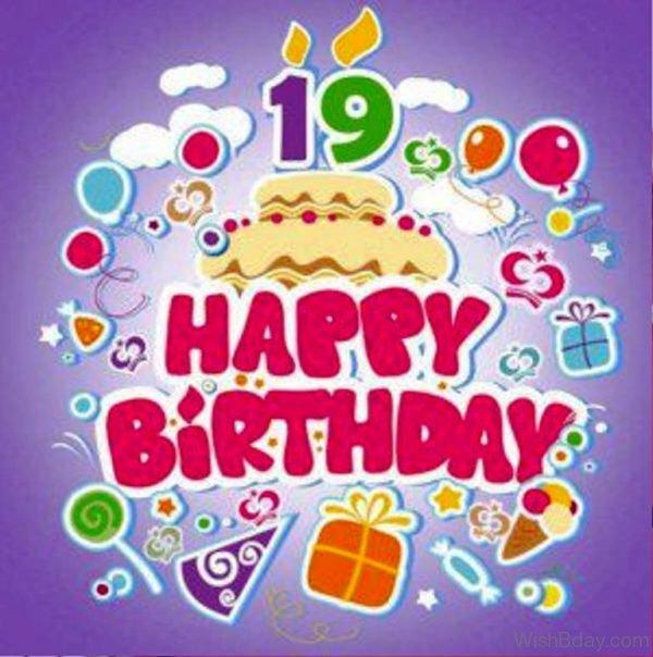 Happy Birthday My Dear 17