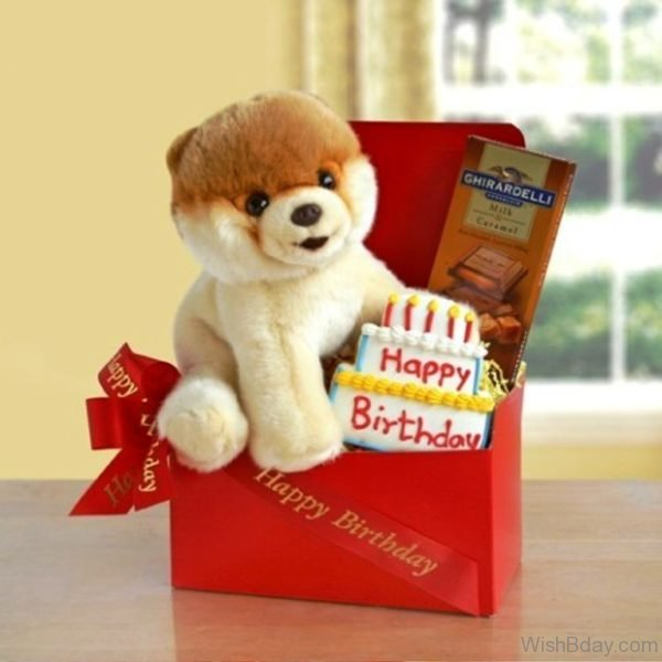Happy Birthday My Dear 7