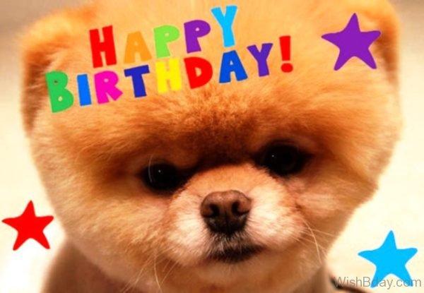 Happy Birthday My Dear Image