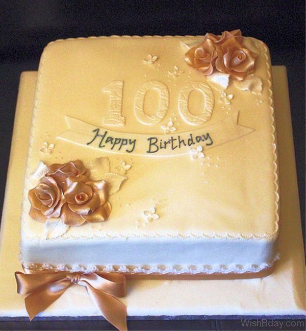 Happy Birthday My Dear Nice Cake