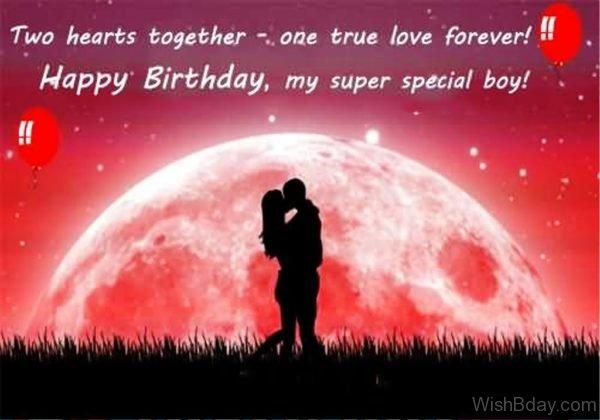 Happy Birthday My Super Special Boy 1