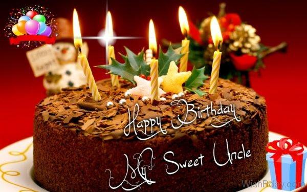 Happy Birthday My Sweet Uncle