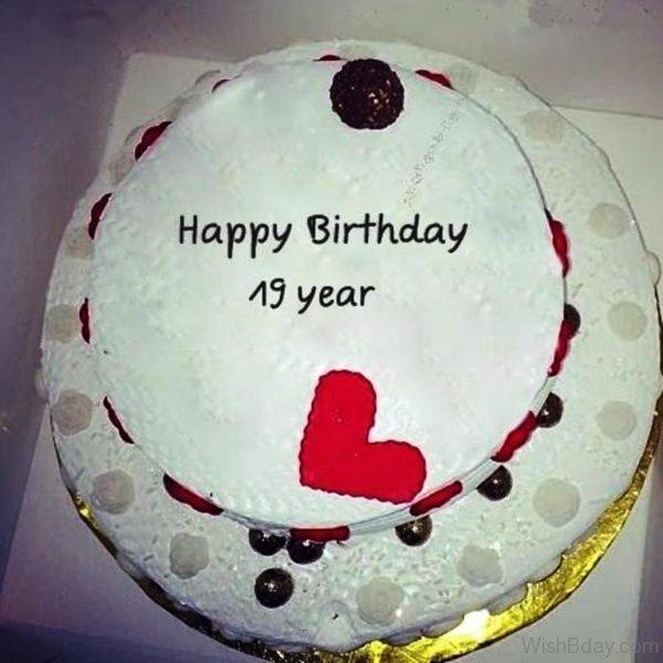 Happy Birthday Nineteen Year