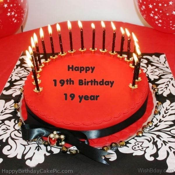 Happy Birthday Nineteen Years 1