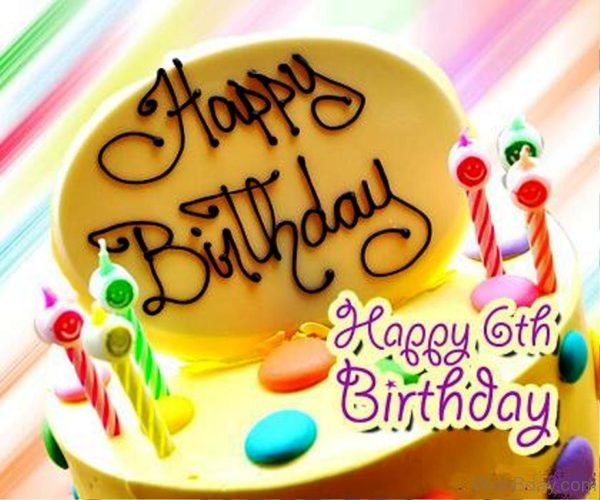 Happy Birthday Six Year Old Wishes 1