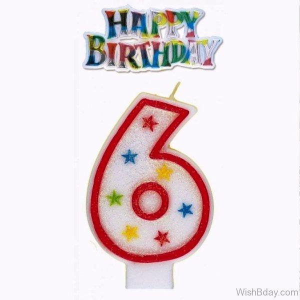 Happy Birthday Six Year Old Wishes