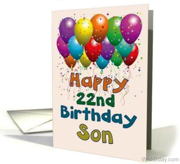Happy Birthday Son 2