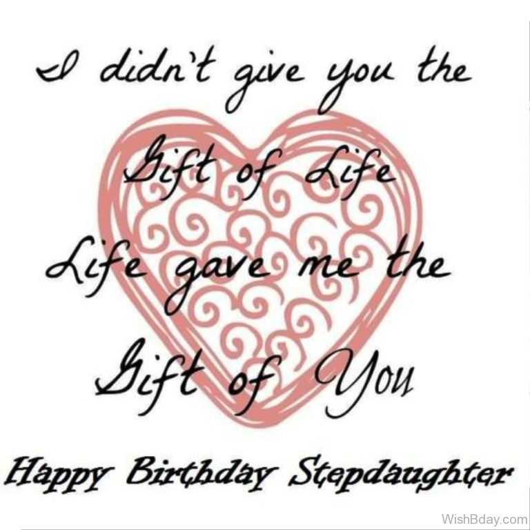 Birthday Quotes For 12 Year Old Daughter: 70 Step Daughter Birthday Wishes