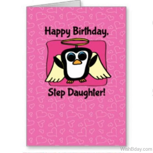 Happy Birthday Stepdaughter Nice Image